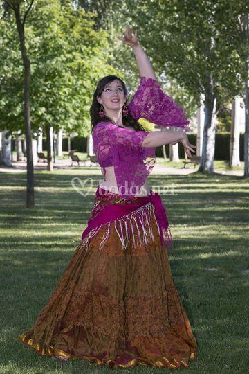 Fusiones: flamenco oriental