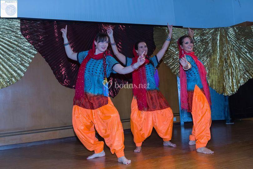 Danzas indias, Bhangra