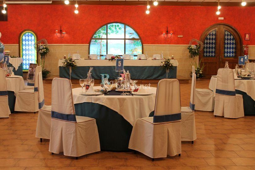 Salón La Hacienda