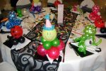 Decoraci�n mesa infantil de San Patricio