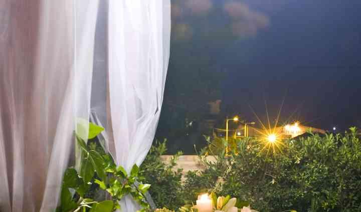 Detalle de la mesa ceremonia