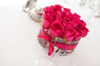 Cómo hacer centros de mesa con flores