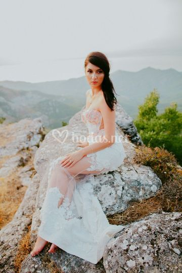 Post-boda en Thasos