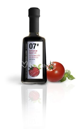 Aliño Gourmet Tomate + Aceite