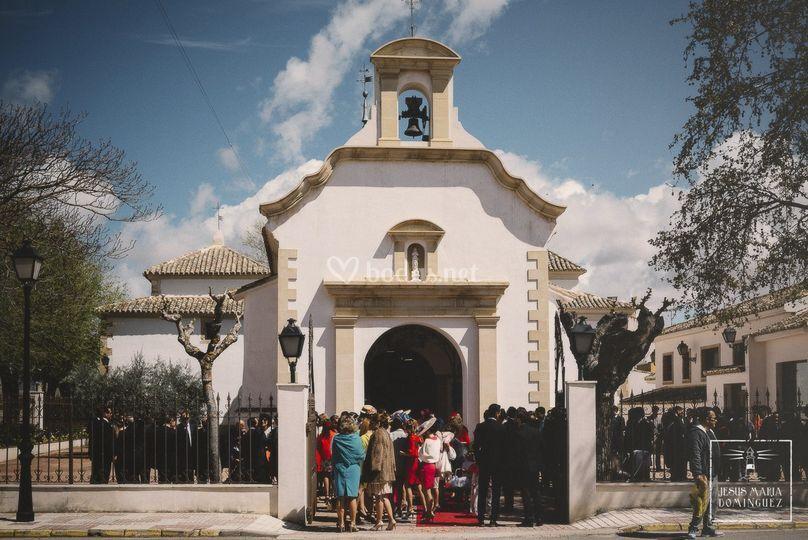 Ermita del pueblo