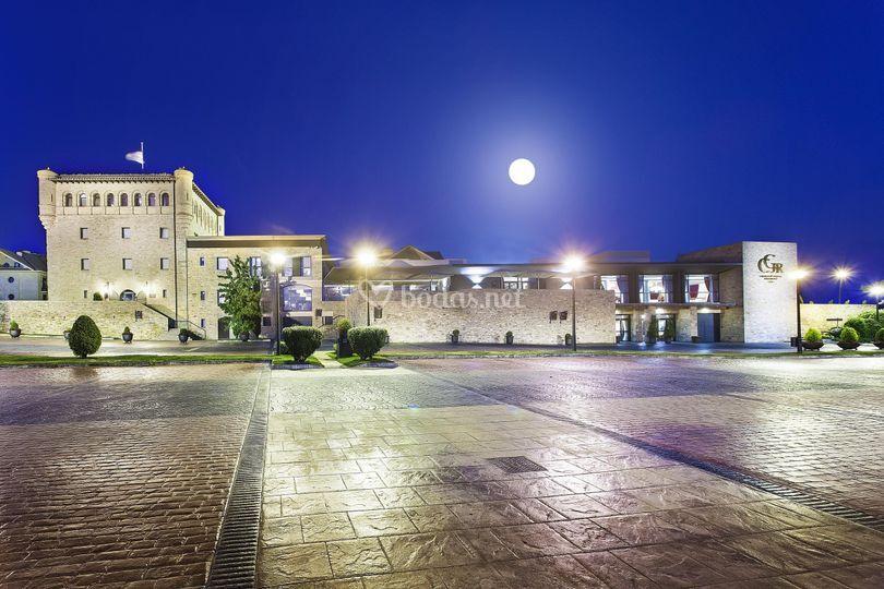 Noche de Palacio Castillo de Gorraiz
