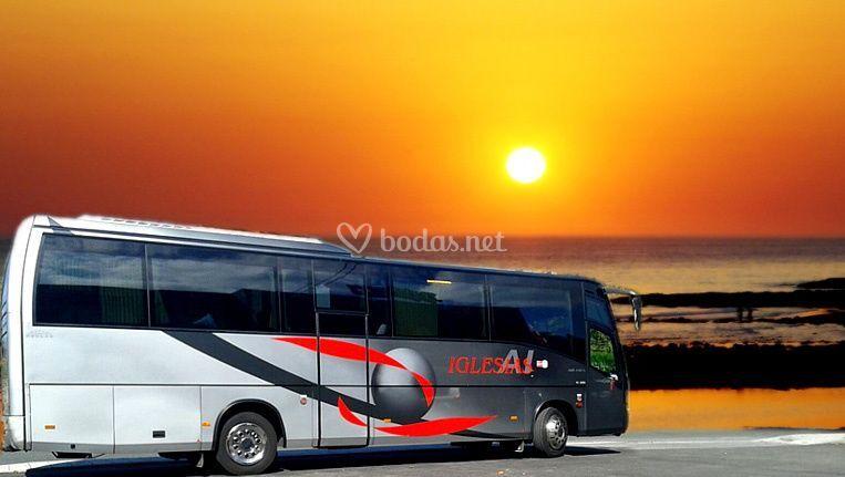 Minibús 30 plazas