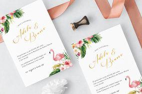 Invitaciones Handmade