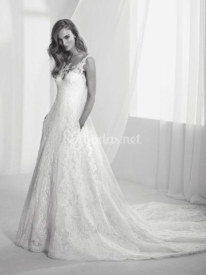 Tiendas vestidos de novia en girona