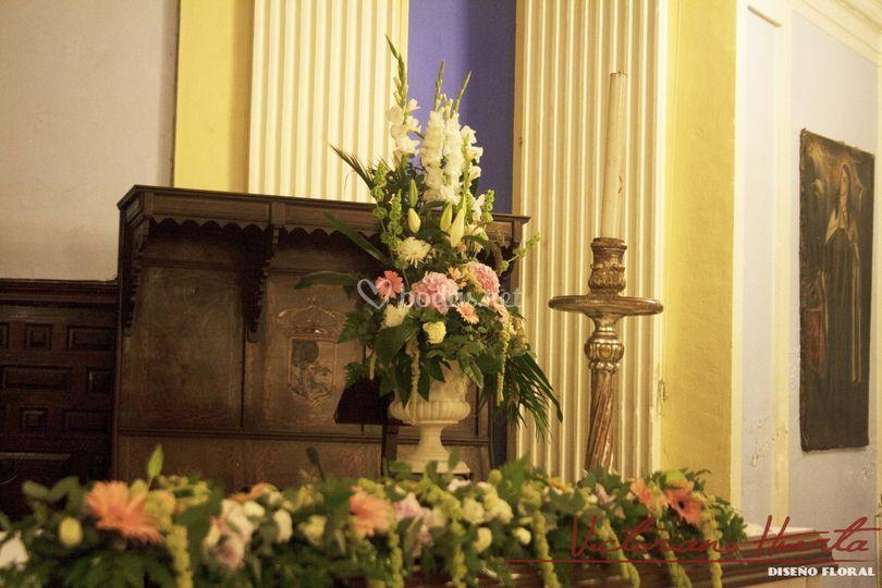 Iglesia romántica