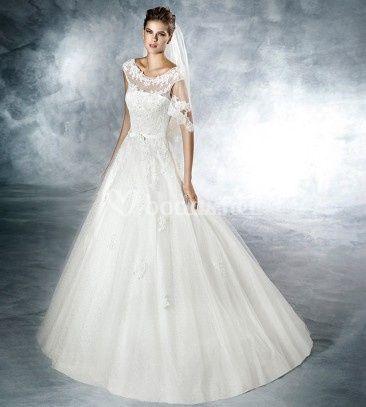 Vestidos de novia baratos lleida
