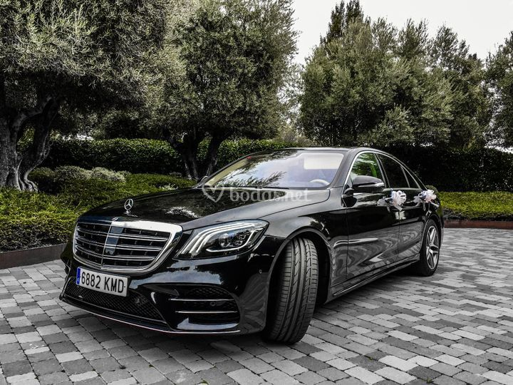 Mercedes AMG Clase S
