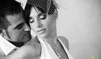 La atípica boda de Lorena y Ángel