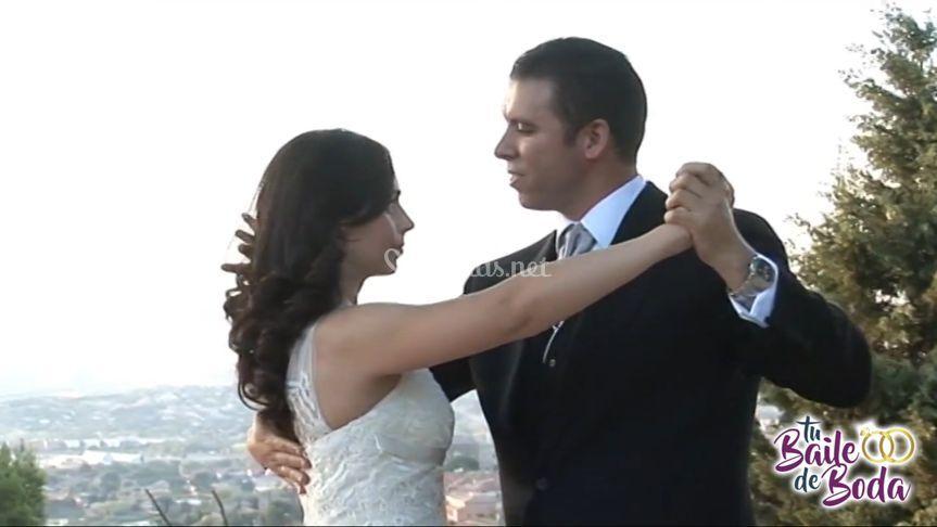 Jose Luis y Carolina