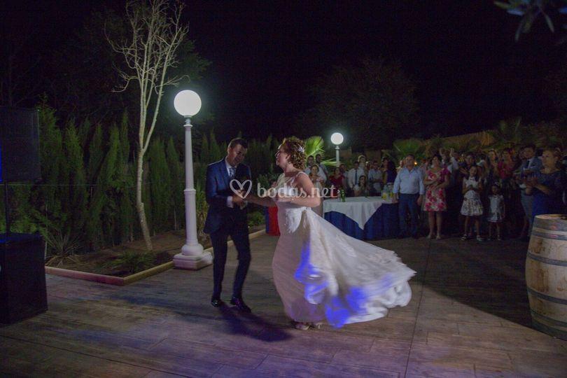 Emilio y Petra Baile de Boda
