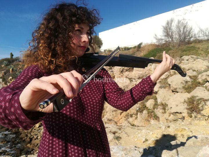 Nuria Garcia - Violinista
