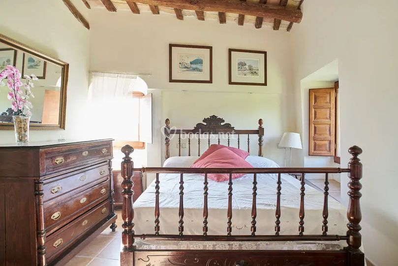 Habitació 9 masia vallfort
