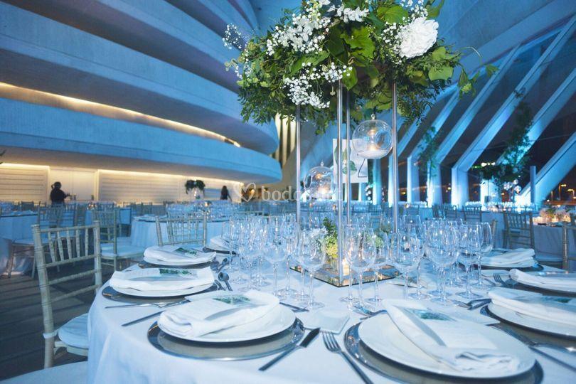 Banquete Palau de les Arts