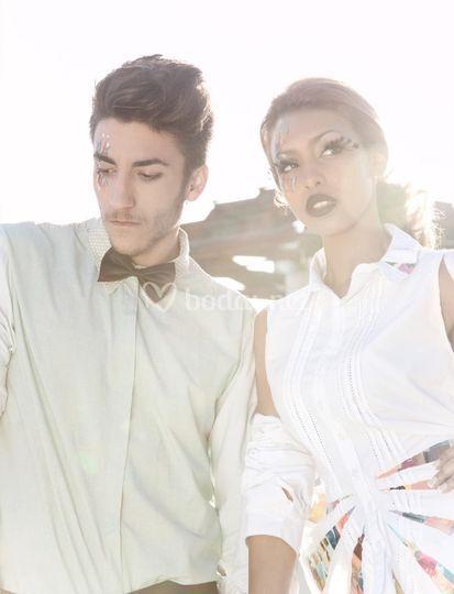 Maria y Alvaro