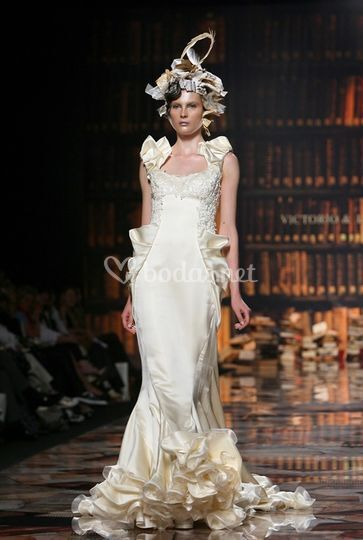 vestidos de novia victorio & lucchino 2011