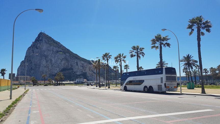Autocar de 92 plazas Barcelona