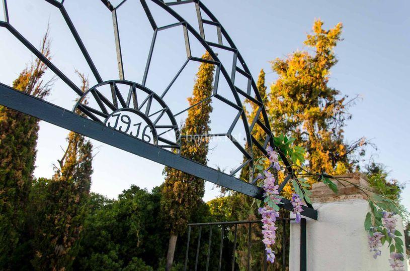 Jardines de Morante - Catering Moraima