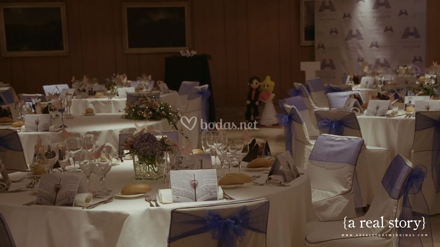 Salón Agumar (boda de 60 personas)