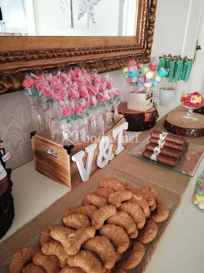 Candy para boda