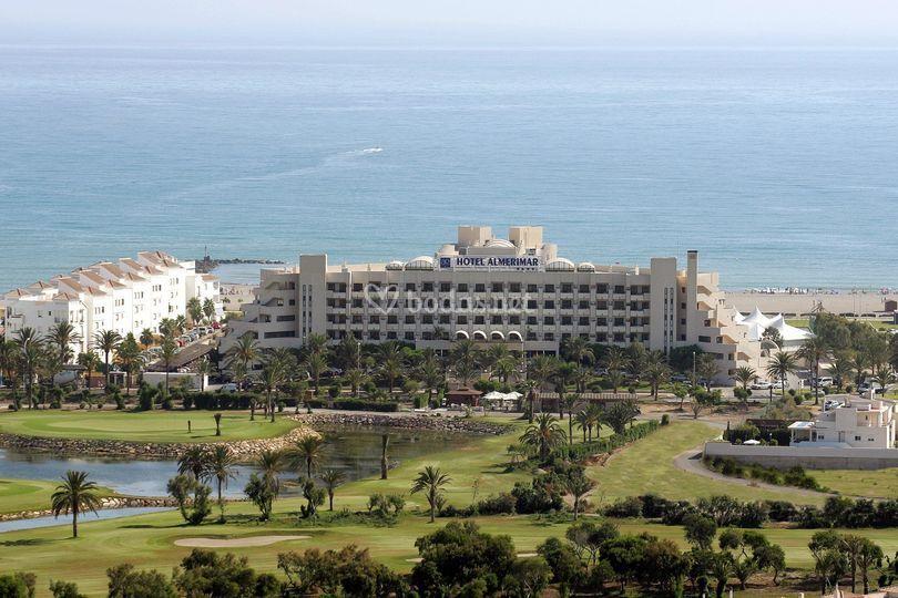 Hotel Almerimar 4*