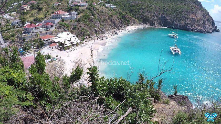 Antillas Menores del Caribe