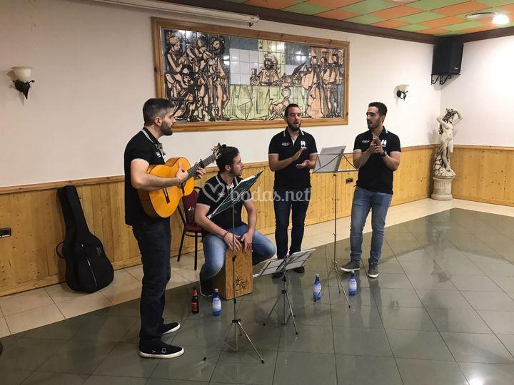 Acto benéfico en Jaén