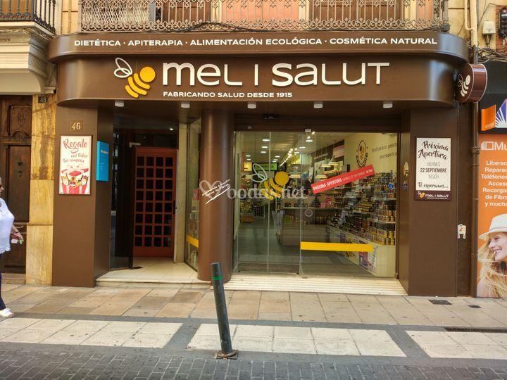 Tienda Castellón