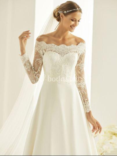 Colección de novia para 2021