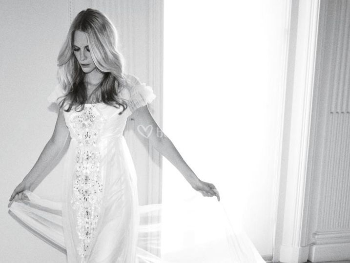 vestidos de novia alberta ferretti 2012