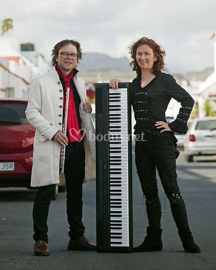 Mozartella - flauta y piano