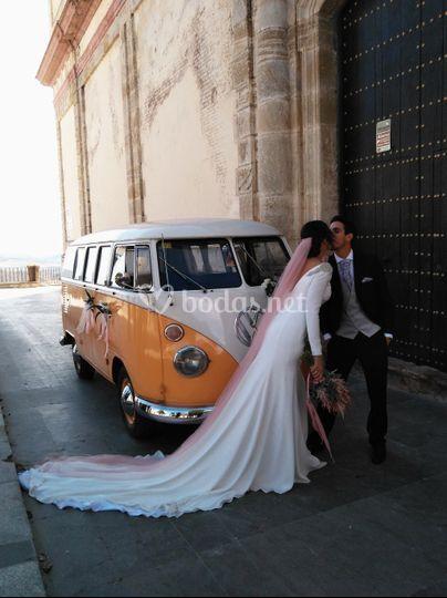 Momentos románticos y VW T1
