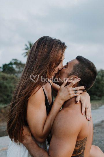 Amor en costa rica