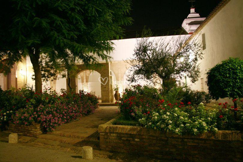 Jardin noche