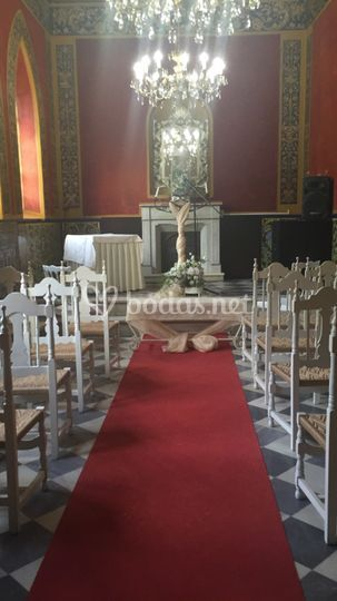 Cailla boda íntima