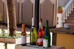 Buffet vinos