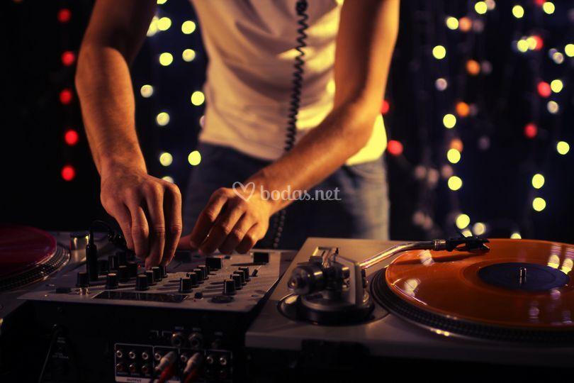 Música, grupos o dj