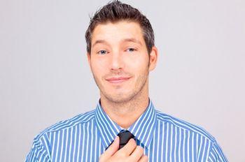 Nudos para la corbata del novio