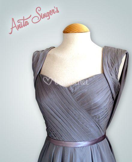 Vestido de novia Anita Singers