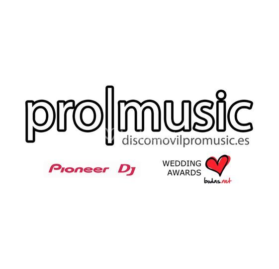 Logo promusic