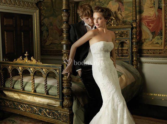 vestidos de novia pronovias 2012