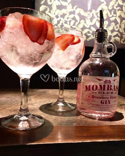 Mombassa strawberry & tònic