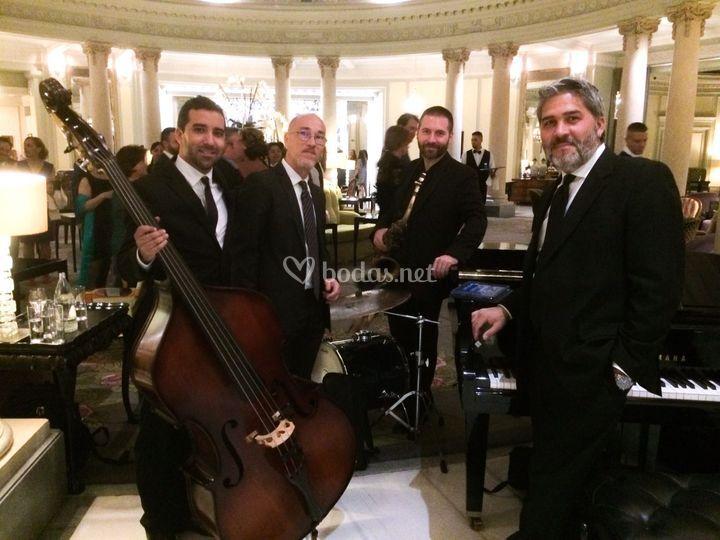 Jazz Coctel - Hotel Palace