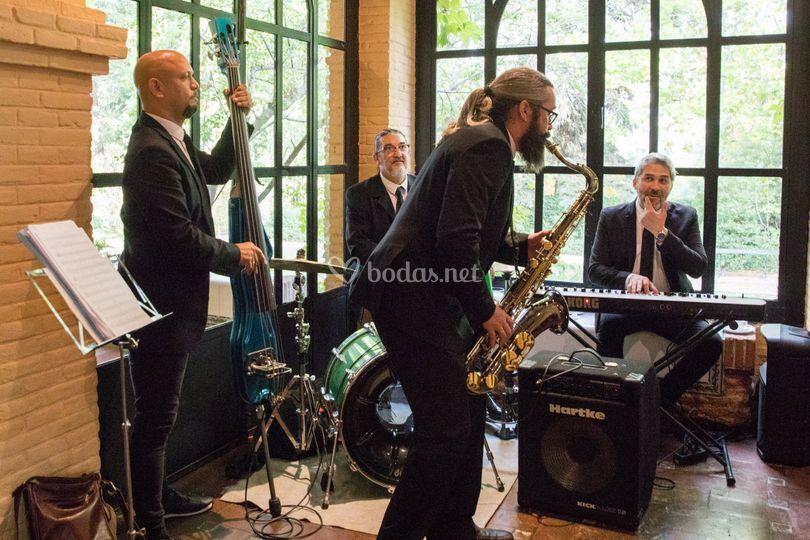 Jazz Bodas - Finca Las Jarillas