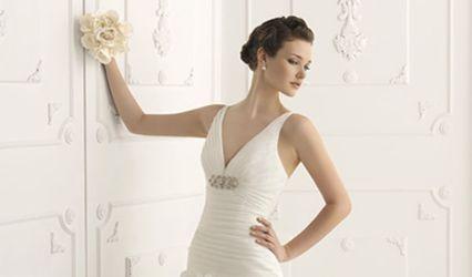 Vestidos de novia Alma Novia 2012