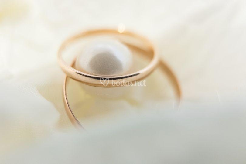 Los detalles de la boda